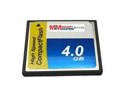 MemoryMasters 4GB Memory Card for Canon PowerShot S70 Compact Flash CF () - $19.59