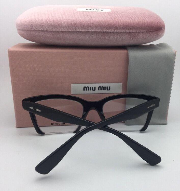 187cf7eec4b1 New MIU MIU Eyeglasses VMU 07M DHI-1O1 50-18 and 27 similar items