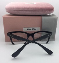 New MIU MIU Eyeglasses VMU 07M DHI-1O1 50-18 140 Blue & Clear Cat-Eye Frames