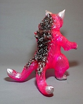 MaxToy Clear Pink King Negora - Ultra-Rare image 2
