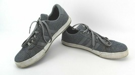 Adidas Neo Sneakers AW4568 Size 11 Grey Shoes - $28.49