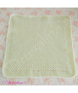 Cat Bed Crochet Sleep Mat Dog Pet Blanket Cozy Kitty House Washable Hand... - $9.99