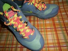 Nike Dual Fusion Trail Running Shoes Women's Size 9.5  Sneakers #652869-008 - $24.63
