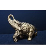 Vintage 22K Weeping Gold Elephant Figurine Animal - $19.00