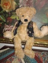 Ganz Cottage BASIL Yes - No Bear Artist Mary Holstad 1997 Retired Large ... - $183.60