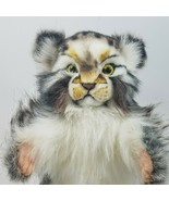 Pallas Cat Full Body Hand Puppet by Hansa Realistic Look Animal Learning... - $56.99