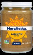 BRAND NEW MaraNatha Almond Butter~Crunchy~No Stir~12 Oz~Last One~FREE SH... - $49.49