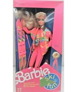 "BARBIE ""SKI FUN BARBIE"" DOLL NEW IN PACKAGE - $124.95"