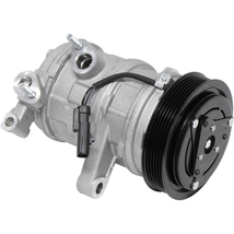 dodge nitro jeep liberty 3.7 ac air conditioning compressor replacement part co 10900c thumb200