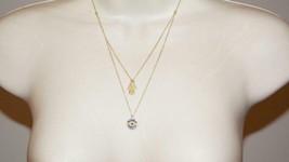 NEW JUDITH RIPKA 925 St Silver 14k Gold Plated Evil Eye & Hamsa PENDANT ... - $233.74