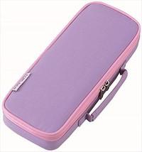 FSB108V Reimeifujii pen case top liner Violet - $14.81