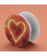 Neon Heart Lava Urban Pop Out Holder Phone/Tablet Holder, Phone/Tablet Grip  - $8.99