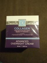 Danielle Laroche Collagen Advanced Overnight Cream 1.69fl.oz Anti-Aging ... - $23.39