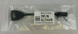 Dell DisplayPort to DVI Video Adapter DP/N 023NVR OEM NOS EB-1942 - $6.42