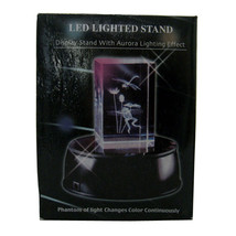 4 inch Round LED Display Stand image 1