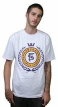 Supra Footwear United Laurel White T-Shirt