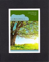 GoodOldSaying  Poem for Inspirations - [Confidence] In the fear of the Lord is . - $11.14