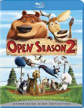 Open Season 2 (Blu-ray/Ws 1.78 A/Dd 5.1/Eng-In-Ko-Sub/Cant-Dub/Fr-Sp-Po-Th-Ch-Bo