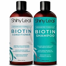 Biotin Shampoo and Conditioner For Hair Growth Advanced Formula, Hair Loss Treat