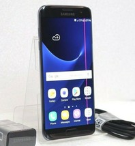 Samsung Galaxy S7 Edge 32GB (GSM UNLOCKED) SM-G935W8   Black - Smartphone