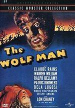 The Wolf Man (1941) DVD - $4.95