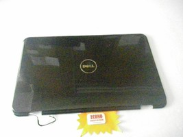 "Dell Inspiron N5010 15.6"" LCD Back Cover With Antenna Cables P/N 09J2PJ   - $9.90"