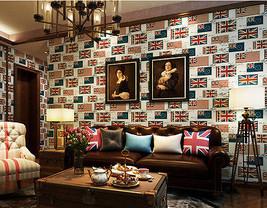 3D Flag painted 4255 Paper Wall Print Decal Wall Wall Mural AJ WALLPAPER GB - $34.47+
