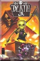 Death, Jr. #3 (2007) *Modern Age / Image Comics / Volume #2 / Pandora* - $5.00