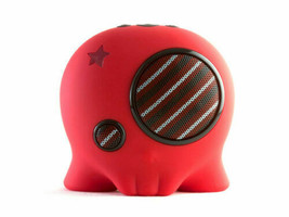 Boombotix Boombot2 Rugged Waterproof Bluetooth Speaker With Clip-On Clam... - $19.79