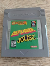 Nintendo GameBoy Arcade Classic 4 image 1