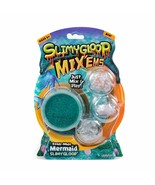 SLIMYGLOOP Mix'Ems Mermaid, Mix & Create Your Own Teal Ocean Like Shimme... - $15.82
