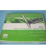 NEW AirLink 101 Fast Ethernet PCI Network Adapter 10/100 Mbps RJ-45  - $9.99
