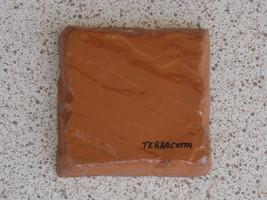 775-01 Terra Cotta Concrete Cement Powder Color 1 lb. Makes Stone Pavers Bricks image 6