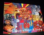 Book klein collages of robert m swedroe hcdj 2002 autographed balak printing 02 thumb155 crop
