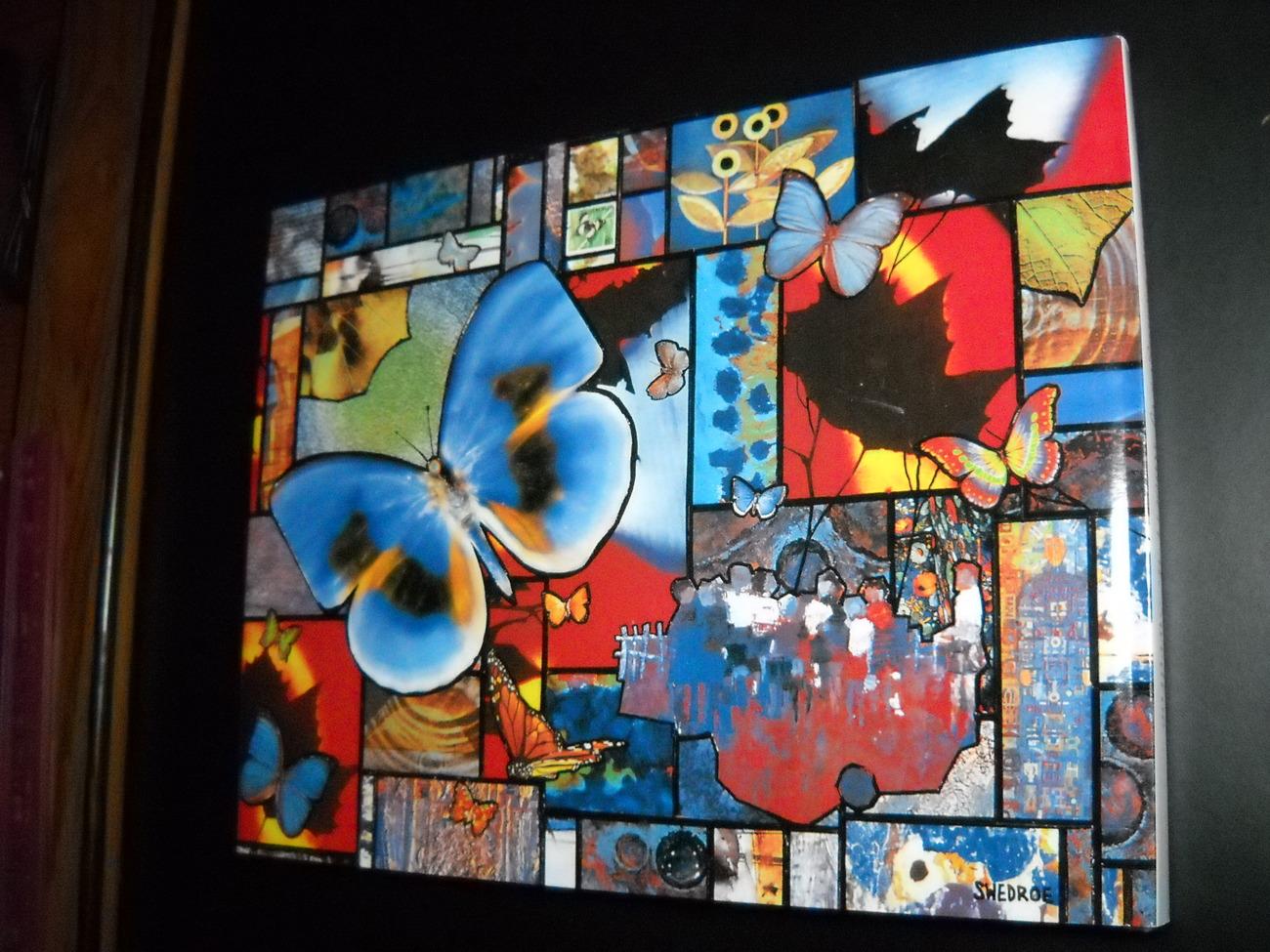 Collages of Robert M Swedroe Roberta Klein 2002 Judith Drucker Peter R Bromer