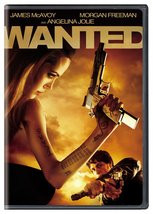 WANTED DVD - $14.99