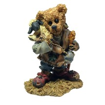 Boyds Bears, Nativity, Bruce as the Shepherd PRISTINE complete shepard s... - $19.95