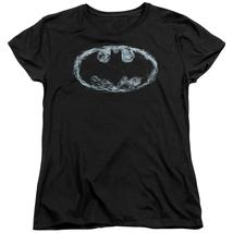 Batman - Smoke Signal Short Sleeve Women's Tee Shirt Officially Licensed T-Shirt - $20.99+