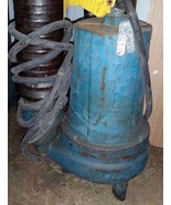 "3"" Barnes 3SE1044L 1HP submersible sump sewage industrial pump 460V 3pH ... - $675.00"