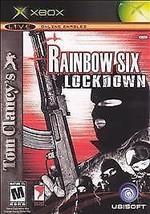 Tom Clancy's Rainbow Six: Lockdown (Microsoft Xbox, 2005)G - $3.76