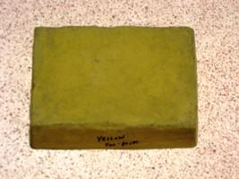 115-05 Yellow Concrete Cement Powder Color 5 Lbs. Makes Stone Pavers Tile Bricks image 3