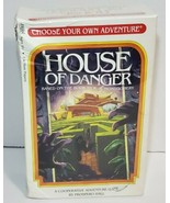 Choose Your Own Adventure House Of Danger Prosperities Hall Z-man Games ... - $14.95