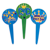 World's Best Dad Flexi - $5.25