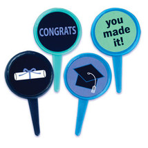 Grad Applaud Label Pick - $5.25