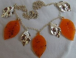 Orange morano leaves a thumb200