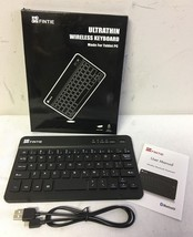 Ultrathin wireless BlueTooth keyboard for android Tablet eb00038 - $25.71