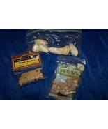 Assortment Of Crafting Pieces 3 Bags - $4.99