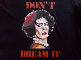 Rocky Horror, Don't Dream It Be It, MINT CONDITION, Womens Large T-Shirt - $11.95