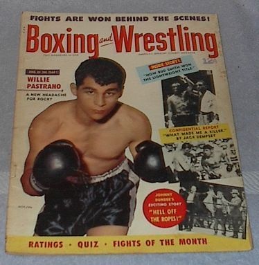 Boxing wrestling nov 55a