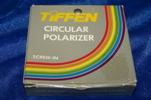 Tiffen Circular Polarizer Screw-In